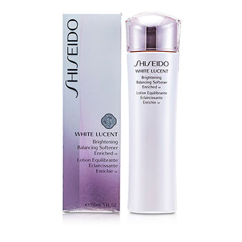 SHISEIDO WHITE LUCENT BRIGHTENING BALANCING SOFTENER ENRICHED W 150ML/5OZ