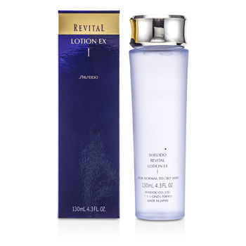 SHISEIDO REVITAL LOTION EX I 130ML/4.3OZ