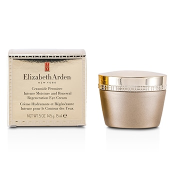 ELIZABETH ARDEN CERAMIDE PREMIERE INTENSE MOISTURE AND RENEWAL REGENERATION EYE CREAM 15ML/0.5OZ