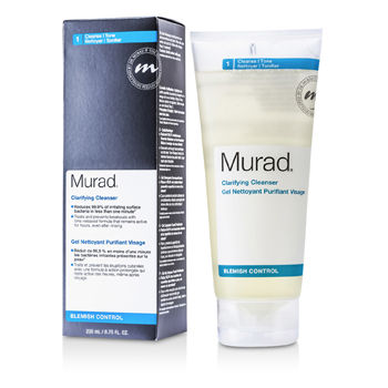 MURAD CLARIFYING CLEANSER: BLEMISH CONTROL 200ML/6.75OZ