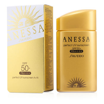 SHISEIDO ANESSA PERFECT UV SUNSCREEN AA SPF 50+ PA+++ 60ML/2OZ