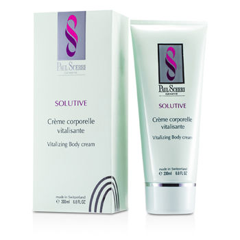 PAUL SCERRI SOLUTIVE VITALIZING BODY CREAM 200ML/6.8OZ