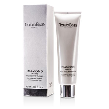 NATURA BISSE DIAMOND WHITE RICH LUXURY CLEANSE 150ML/5.3OZ