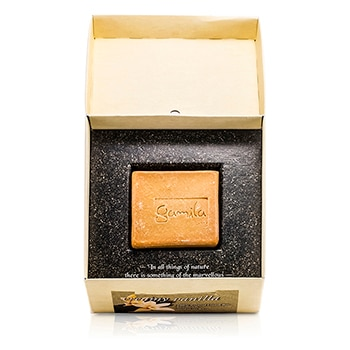 GAMILA SECRET CLEANSING BAR - CREAMY VANILLA (FOR NORMAL TO DRY SKIN) 115G