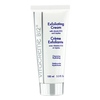 VITACREME B12 EXFOLIATING CREAM 100ML/3.5OZ