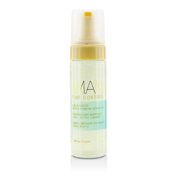 IMAN TIME CONTROL LIQUID ASSETS GENTLE FOAMING CLEANSER 173ML/5.85OZ