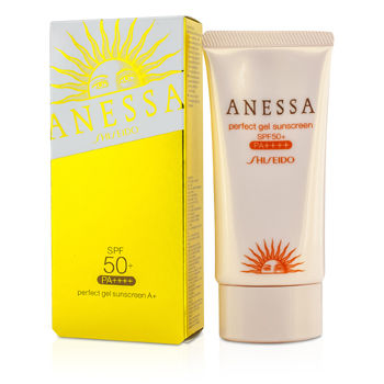 SHISEIDO ANESSA PERFECT GEL SUNSCREEN A+ SPF 50 60G/2OZ