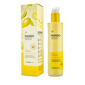 THE FACE SHOP MANGO SEED SILK MOISTURIZING LOTION 125ML/4.22OZ