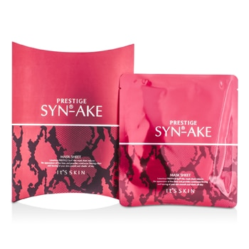 IT'S SKIN PRESTIGE SYN-AKE MASK SHEET 5X25G/0.8OZ