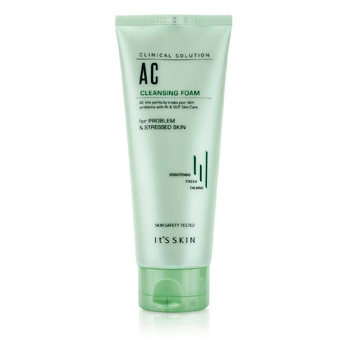IT'S SKIN CLINICAL SOLUTION AC CLEANSING FOAM 150ML/5OZ