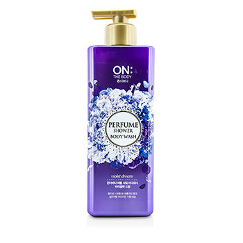 ON THE BODY PERFUME SHOWER BODY WASH - VIOLET DREAM 500G/17.6OZ