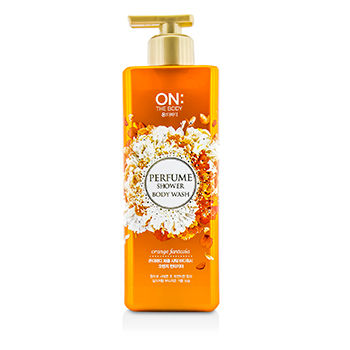 ON THE BODY PERFUME SHOWER BODY WASH - ORANGE FANTASIA 500G/17.6OZ