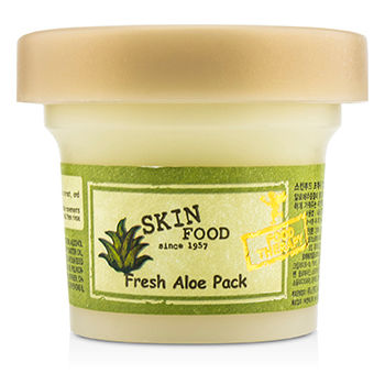 SKINFOOD FRESH ALOE PACK 100G/3.52OZ