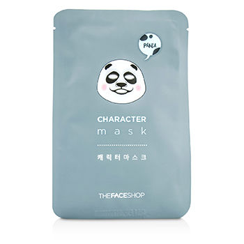 THE FACE SHOP CHARACTER MASK - PANDA 10X23G/0.81OZ