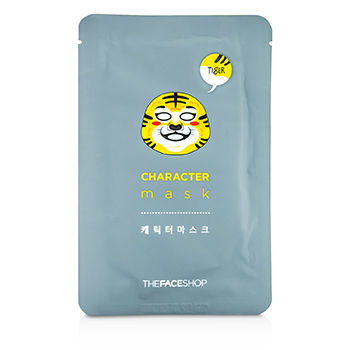 THE FACE SHOP CHARACTER MASK - TIGER 10X23G/0.81OZ