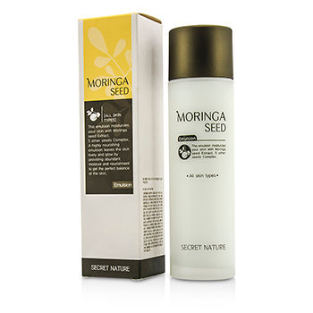 SECRET NATURE MORINGA SEED EMULSION 130ML/4.39OZ