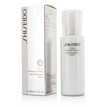 SHISEIDO CREAMY CLEANSING EMULSION 200ML/6.7OZ