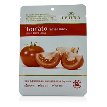 IPUDA FACIAL MASK - TOMATO 10X25ML