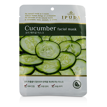 IPUDA FACIAL MASK - CUCUMBER 10X25ML