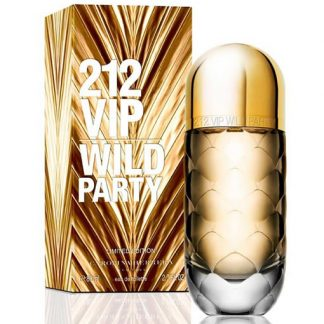 CAROLINA HERRERA 212 VIP WILD PARTY LIMITED EDITION EDT FOR WOMEN