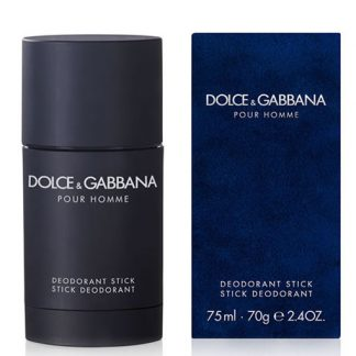D&G DOLCE & GABBANA POUR HOMME DEODORANT FOR MEN