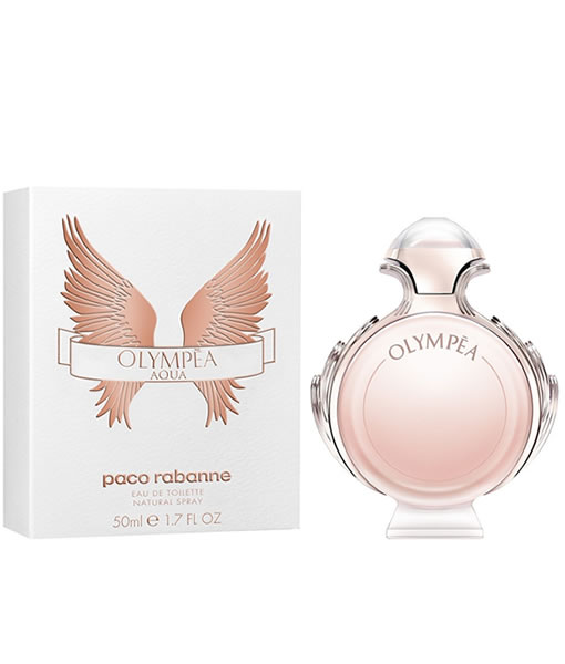 PACO RABANNE OLYMPEA AQUA EDT FOR WOMEN