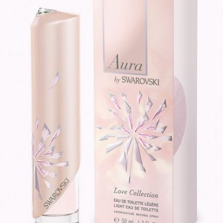 SWAROVSKI AURA LOVE COLLECTION EDT FOR WOMEN