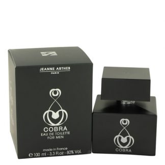 JEANNE ARTHES COBRA EDT FOR MEN