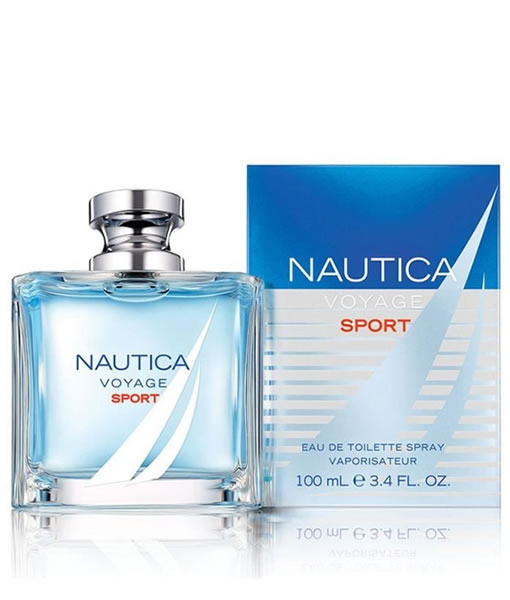 NAUTICA NAUTICA VOYAGE SPORT EDT FOR MEN