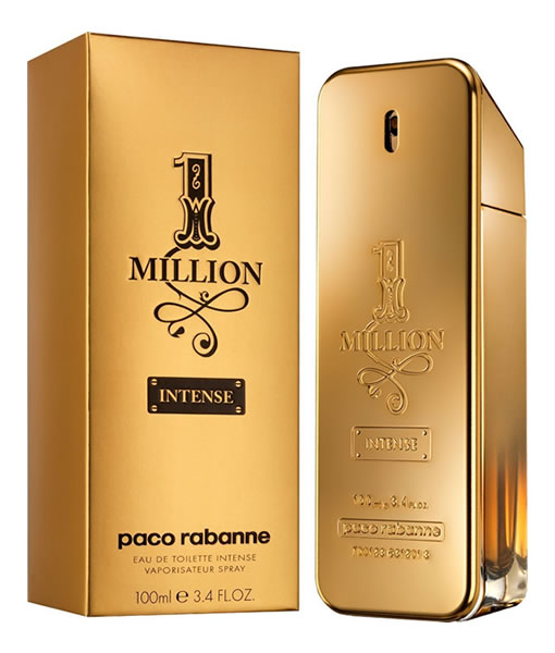 PACO RABANNE 1 (ONE) MILLION INTENSE EDT FOR MEN