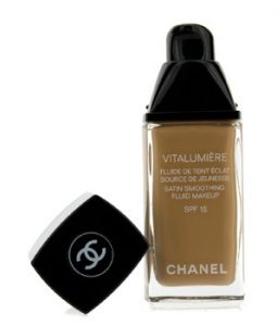 CHANEL VITALUMIERE FLUIDE MAKEUP # 50 NATUREL 30ML/1OZ