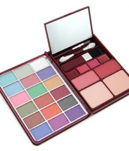 CAMELEON MAKEUP KIT G0139 (18X EYESHADOW, 2X BLUSHER, 2X PRESSED POWDER, 4X LIPGLOSS) - 2 -