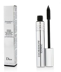 CHRISTIAN DIOR DIORSHOW ICONIC HIGH DEFINITION LASH CURLER MASCARA –  090  BLACK 10ML 0.33OZ be6bb9e4402