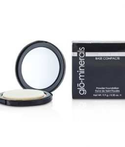 GLOMINERALS GLOPRESSED BASE (POWDER FOUNDATION) - GOLDEN DARK 9.9G/0.35OZ