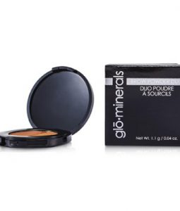 GLOMINERALS GLOBROW POWDER DUO - AUBURN 1.1G/0.04OZ