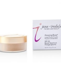 JANE IREDALE AMAZING BASE LOOSE MINERAL POWDER SPF 20 - GOLDEN GLOW 10.5G/0.37OZ