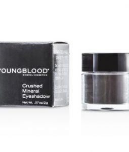 YOUNGBLOOD CRUSHED MINERAL EYESHADOW - RAVEN 2G/0.07OZ