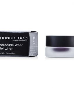 YOUNGBLOOD INCREDIBLE WEAR GEL LINER - # BLACK ORCHID 3G/0.1OZ