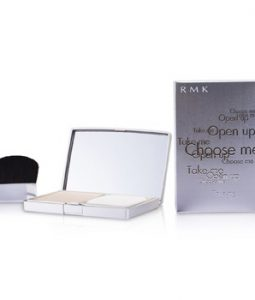 RMK POWDER FOUNDATION EX SPF 24 PA++ (CASE + REFILL) - # 202 11G/0.37OZ