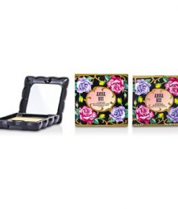 ANNA SUI POWDER FOUNDATION SPF 20 (CASE & REFILL) - # 101 12G/0.42OZ