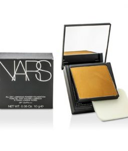 NARS ALL DAY LUMINOUS POWDER FOUNDATION SPF25 - CADIZ (MED/DARK 3 MEDIUM DARK WITH CARAMEL AND RED UNDERTONES) 12G/0.42OZ