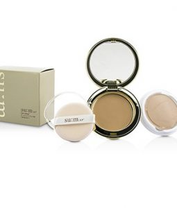 SU:M37 AIR RISING CUSHION IN PACT SPF45 - #02 NATURAL BEIGE 2X13G/0.43OZ