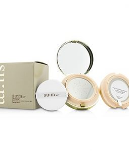 SU:M37 AIR RISING GLOW COVER METAL CUSHION SPF50 - #02 NATURAL BEIGE 2X15G/0.5OZ