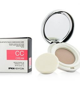 IPKN NEW YORK ARTISTS TOUCH COMPLEXION CARE CC CREAM (COMPACT) - #01 LIGHT 7G/0.25OZ