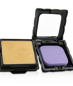 ANNA SUI POWDER FOUNDATION SPF 20 (CASE & REFILL) - # 103 12G/0.42OZ