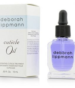 DEBORAH LIPPMANN CUTICLE OIL (HYDRATING CUTICLE TREATMENT) 15ML/0.5OZ