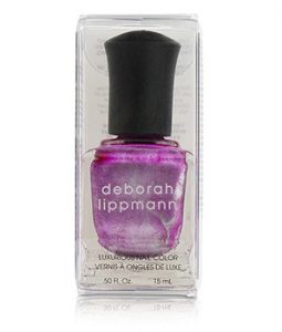 DEBORAH LIPPMANN LUXURIOUS NAIL COLOR - 12TH STREET RAG 15ML/0.5OZ