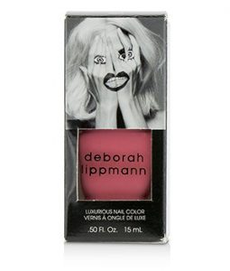 DEBORAH LIPPMANN LUXURIOUS NAIL COLOR - BREAK 4 LOVE (SUN SOAKED PINK) 15ML/0.5OZ