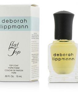 DEBORAH LIPPMANN FLAT TOP MATTE MAKER TOP COAT 15ML/0.5OZ