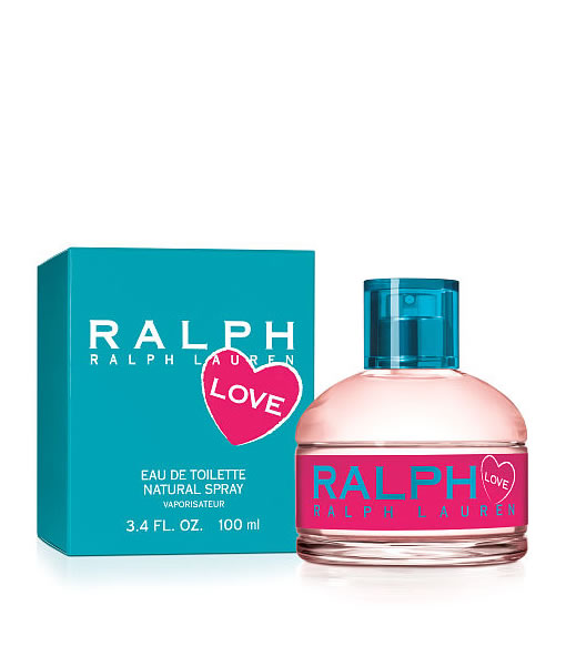 RALPH LAUREN RALPH LOVE EDT FOR WOMEN